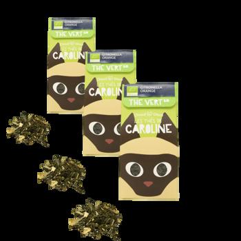 Citronella Orangé Bio by Les Thés de Caroline