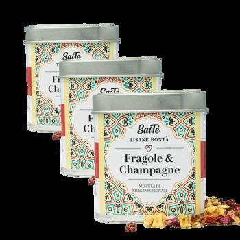 Fragole e Champagne by SaiTè