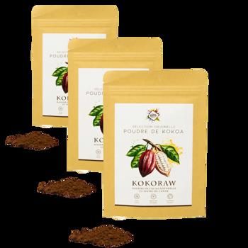 Kokoraw Kakao - Rohrzucker by Kokoa Square