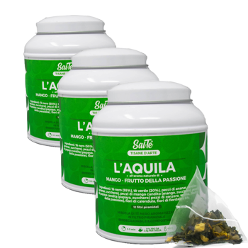 L'Aquila by SaiTè