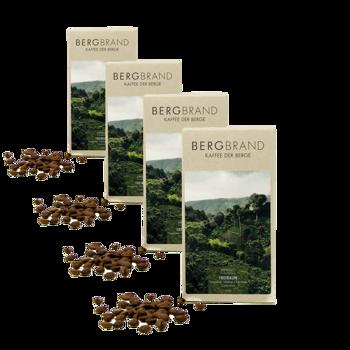 FREIRAUM [espresso décaféiné] by Bergbrand