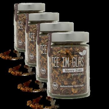 Bio-Merry Cinnamon by Tee im Glas
