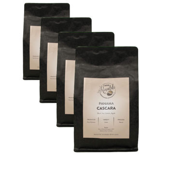 Cascara Geisha de Panama Brew by Caffè Rinaldi