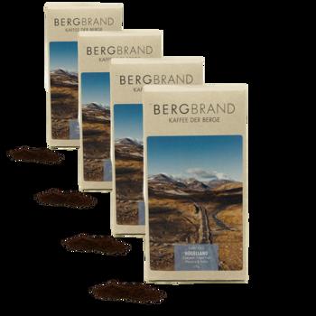 HÜGELLAND [Espresso] by Bergbrand