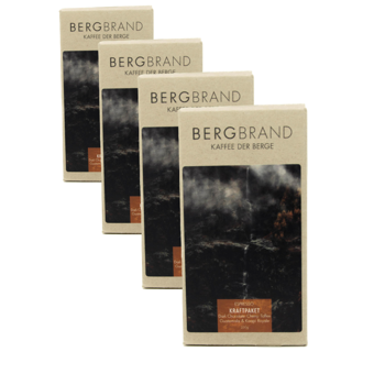 KRAFTPAKET [Espresso] by Bergbrand