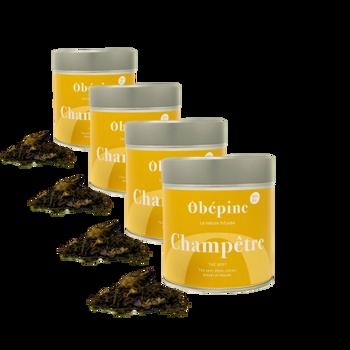 Land des Grüntees by Obépine