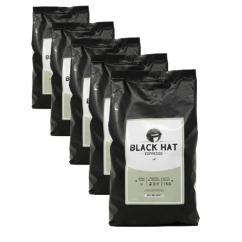 Espresso Classic by Black Hat Coffee