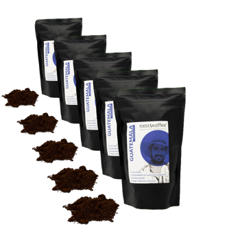 Guatemala - Länderkaffee by Roestkaffee