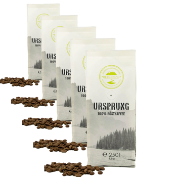 URSPRUNG [Espresso] by Bergbrand