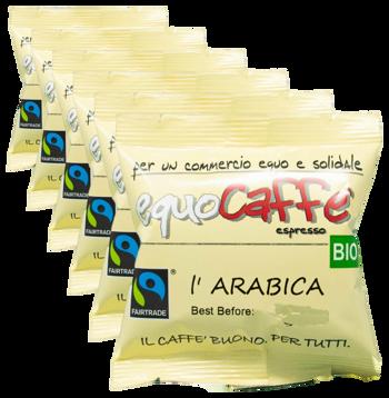 Arabica - Pads (x50) by EquoCaffè