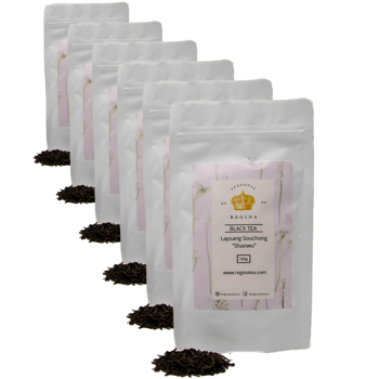 Schwarztee Lapsang Souchong Shaowu by Tomassi Coffee