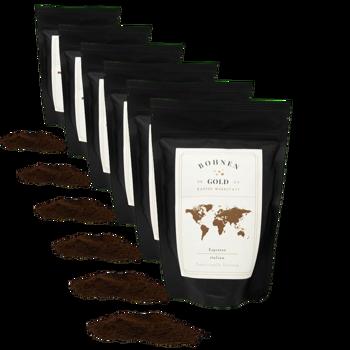 Espresso Italie by Kaffeewerkstatt Bohnengold