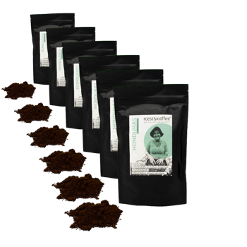 Honduras - Länderkaffee by Roestkaffee