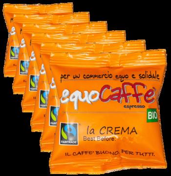 La Crema - Pads (x50) by EquoCaffè