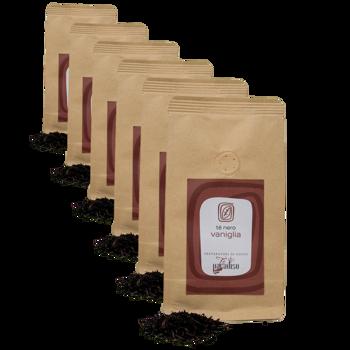 Schwarzer Tee Vanille by Torrefazione Paradiso