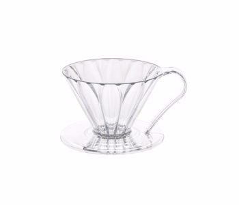 Cafec - Plastic flower dripper 1 tasse