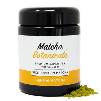 Reis-Popcorn-Matcha (ähnlich wie Genmaicha) by Matcha Botanicals