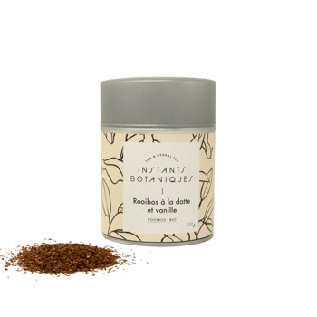 Rooibos datte-vanille Bio by Instants Botaniques