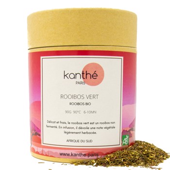 Rooibos vert  by Kanthé