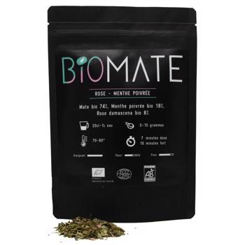 Rose-Menthe Poivrée by Biomaté