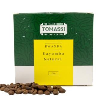 Rwanda Kayumbu Natural by Tomassi Coffee