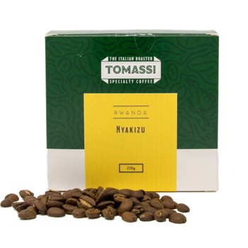 Rwanda Nyakizu by Tomassi Coffee