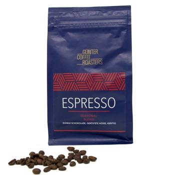 Seasonal Espresso Blend by Günter Coffee Roasters