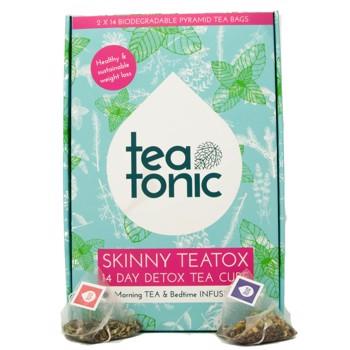 Skinny Teatox 14 jours by Teatonic