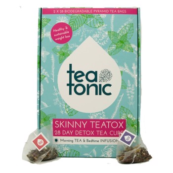 Skinny Teatox 28 jours by Teatonic