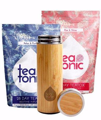 Skinny Teatox Set  by Teatonic
