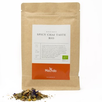 Spicy Chai Taste Bio by Malindo