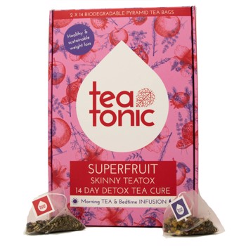 Superfruit Skinny Teatox 14 days by Teatonic