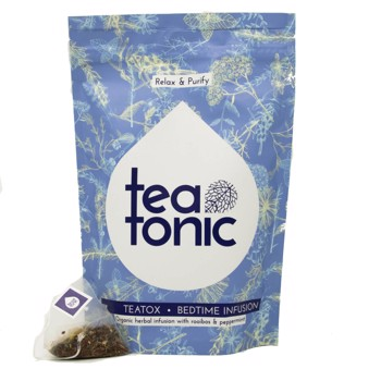 Teatox Bedtime Infusion 14 jours by Teatonic