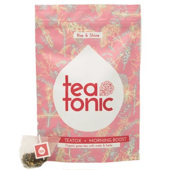Teatox Morning Routine 14 jours by Teatonic