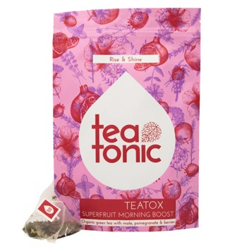 Teatox Superfruit Morning Boost 14 jours by Teatonic