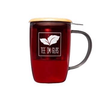 Tasse à thé avec passoire