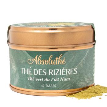 Thé des Rizières by Absoluthé