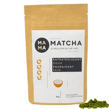 Kokosnuss-Matcha Tee by Mama Matcha