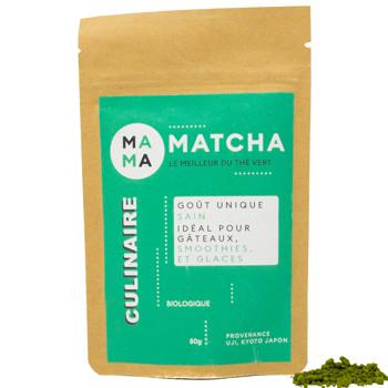 Kulinarischer Bio-Matcha-Tee by Mama Matcha
