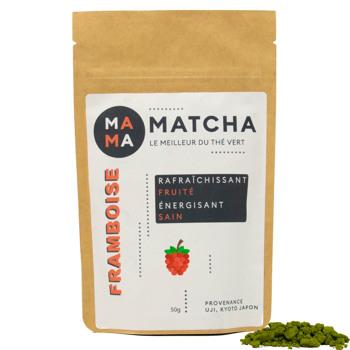 Himbeer-Matcha Tee by Mama Matcha