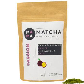 Matcha Tee Passionsfrucht by Mama Matcha