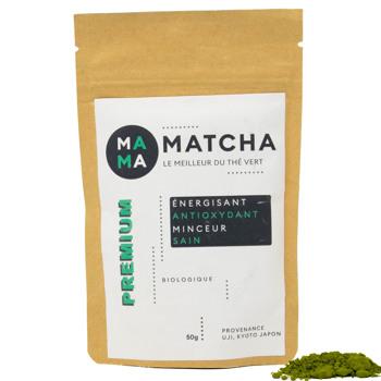 Bio-Premium Matcha Tee by Mama Matcha