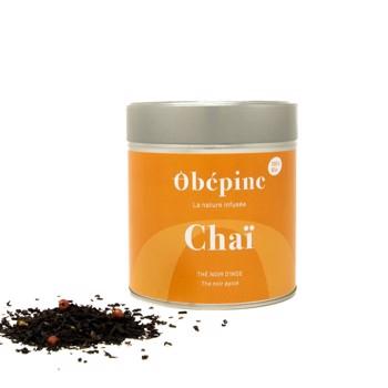 Thé noir Chaï by Obépine