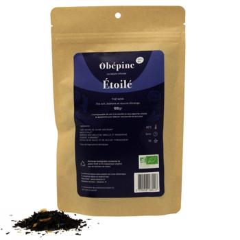 Thé noir Etoilé by Obépine