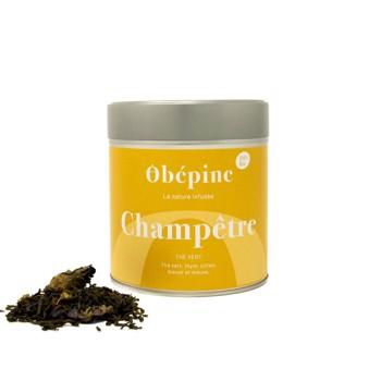 Thé vert Champêtre  by Obépine
