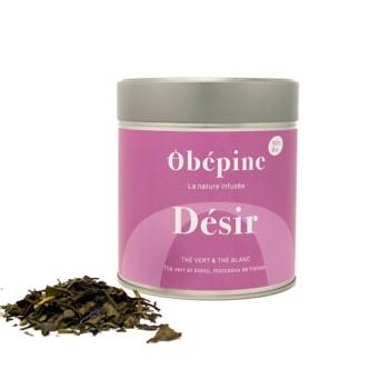 Thé vert Désir by Obépine