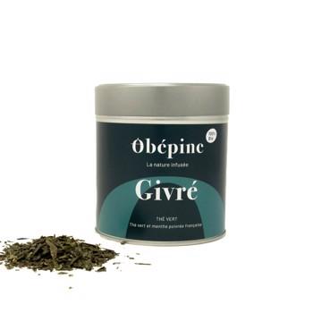 Thé vert Givré by Obépine