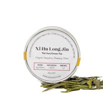 Grüner Tee : Xi Hu Long Jing by Orienses