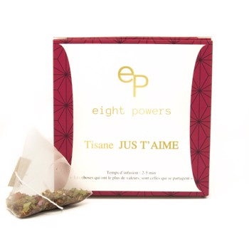 Tisane Jus T'aime by Eight Powers