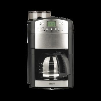 Cafetière filtre avec moulin BEEM - 1,25 l -Fresh Aroma Perfect - Glas -